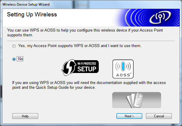Configuring Wifi for the Brother HL-2280DW Laser Printer on